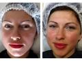 наращивание ресниц фото до и после